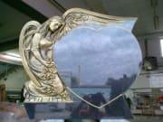 Serce z aniołem